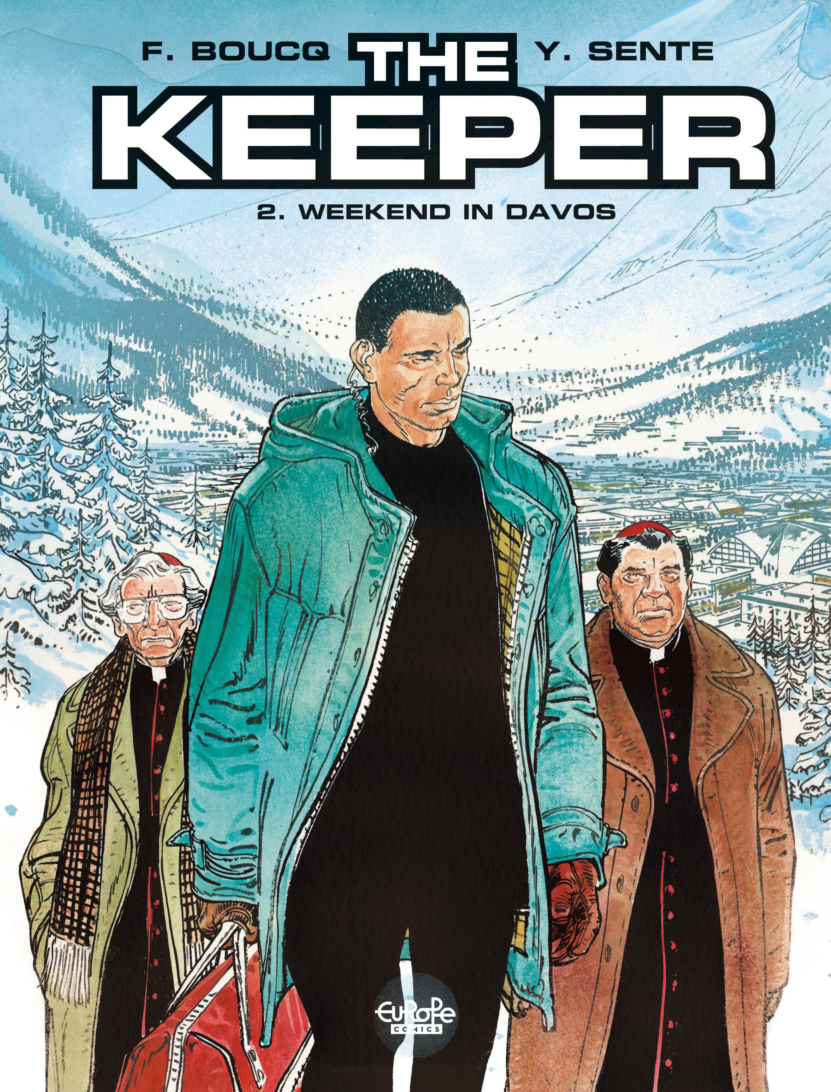 The Keeper - Volume 2 - Wee...