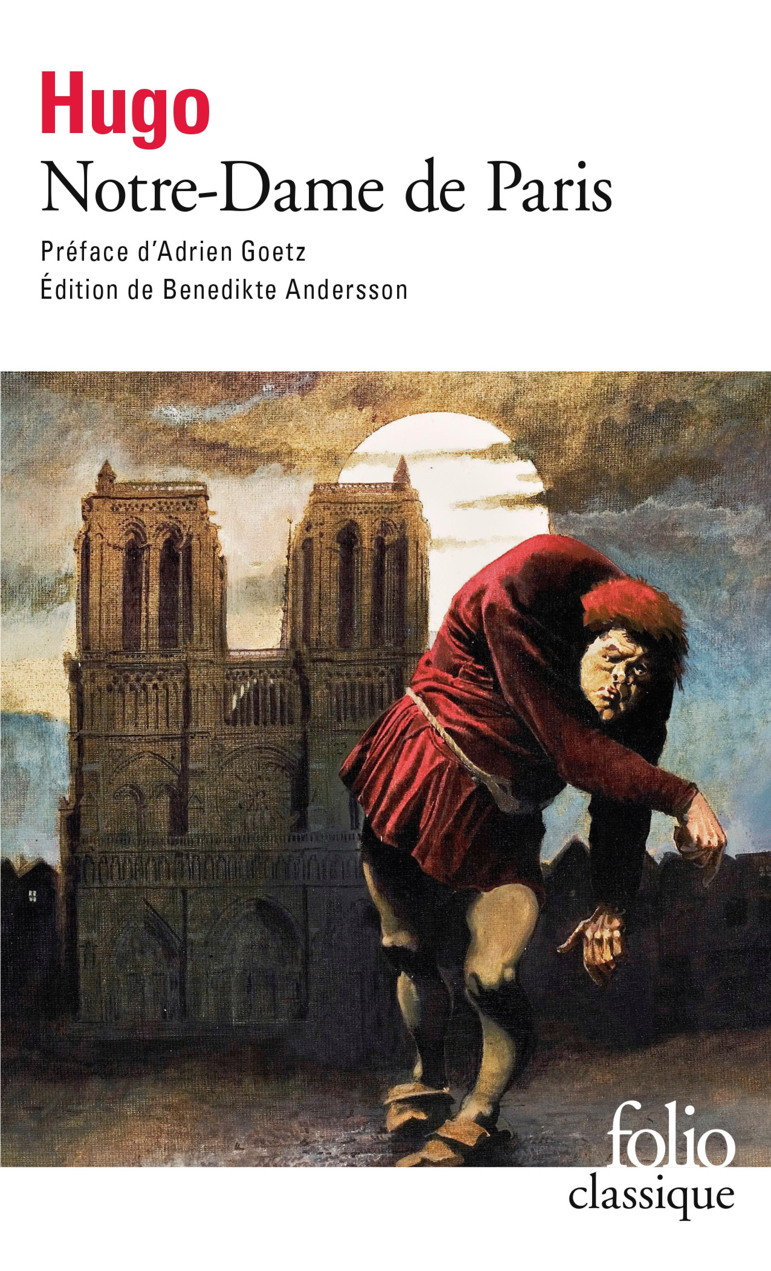 Notre-Dame de Paris (1482) (Edition enrichie)