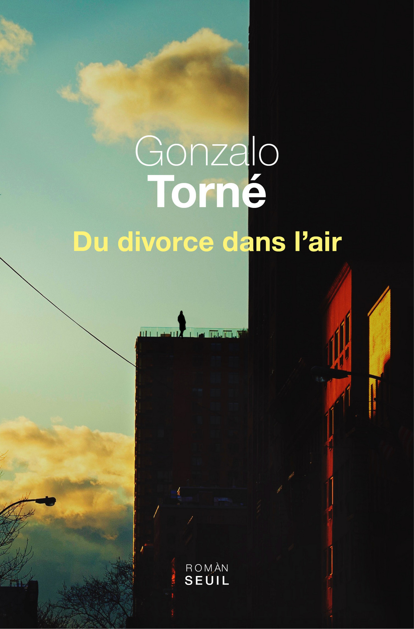 Du divorce dans l'air