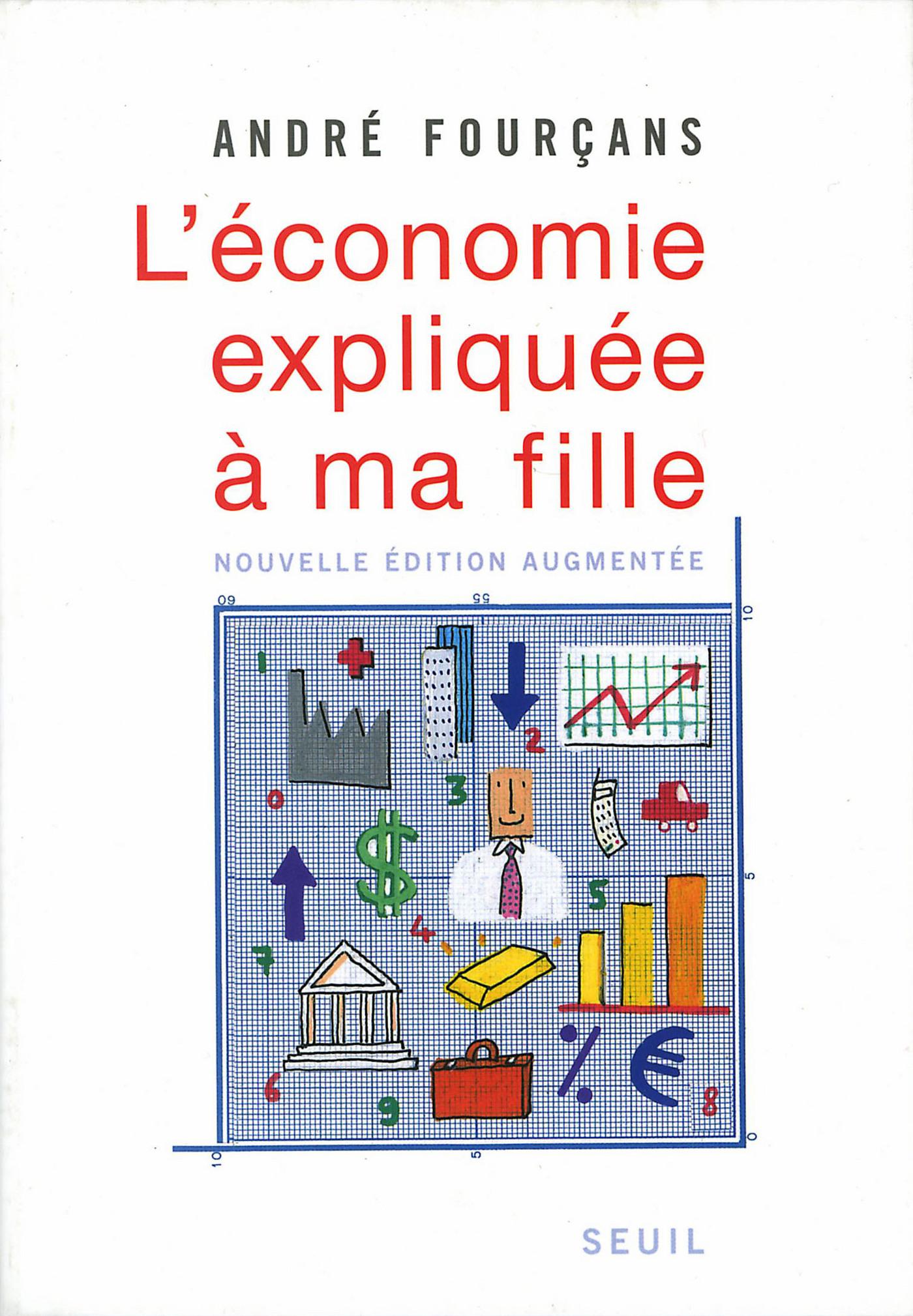 L'économie expliquée à ma fille | Fourçans, André