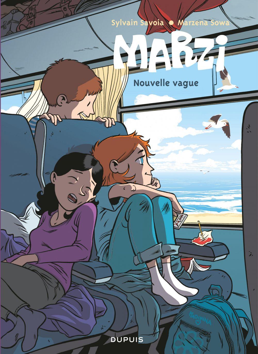 Marzi - Tome 7 - Nouvelle vague | Sowa, . Auteur