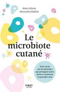 Cover image (Le Microbiote cutané - tout savoir sur les bactéries qui vivent sur notre peau)
