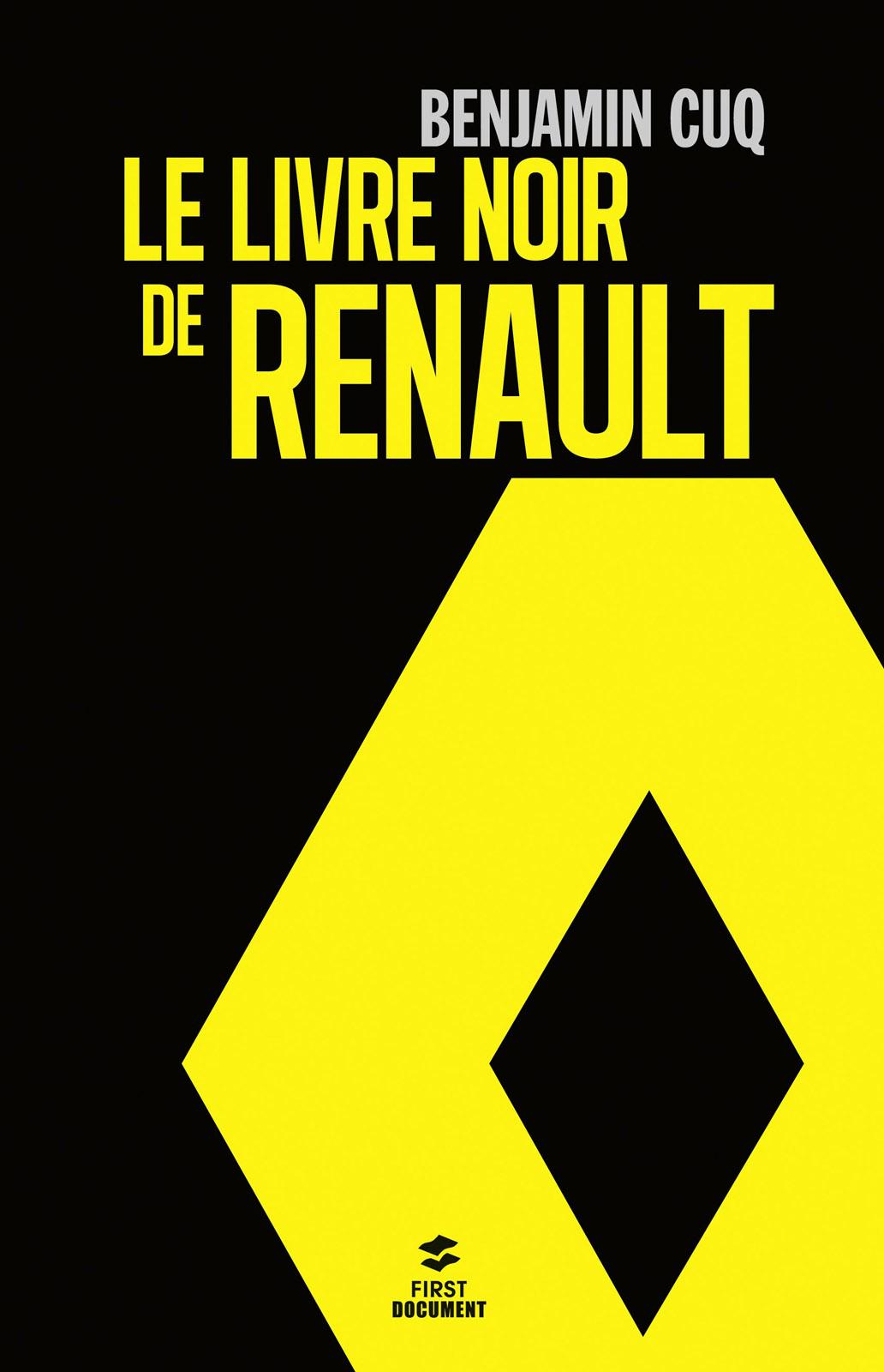 Le livre noir de Renault