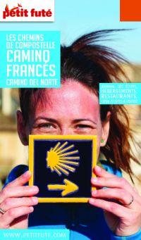 Image de couverture (CHEMINS COMPOSTELLE - CAMINO FRANCES 2020 Petit Futé)