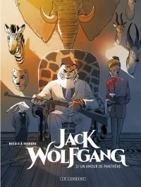 Jack Wolfgang - tome 3 - Un...
