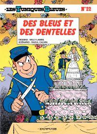 Les Tuniques bleues. Volume 22, Des bleus et des dentelles