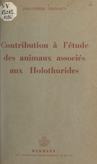 Contribution à l'étude des ...