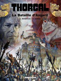 Thorgal. Volume 32, La bataille d'Asgard