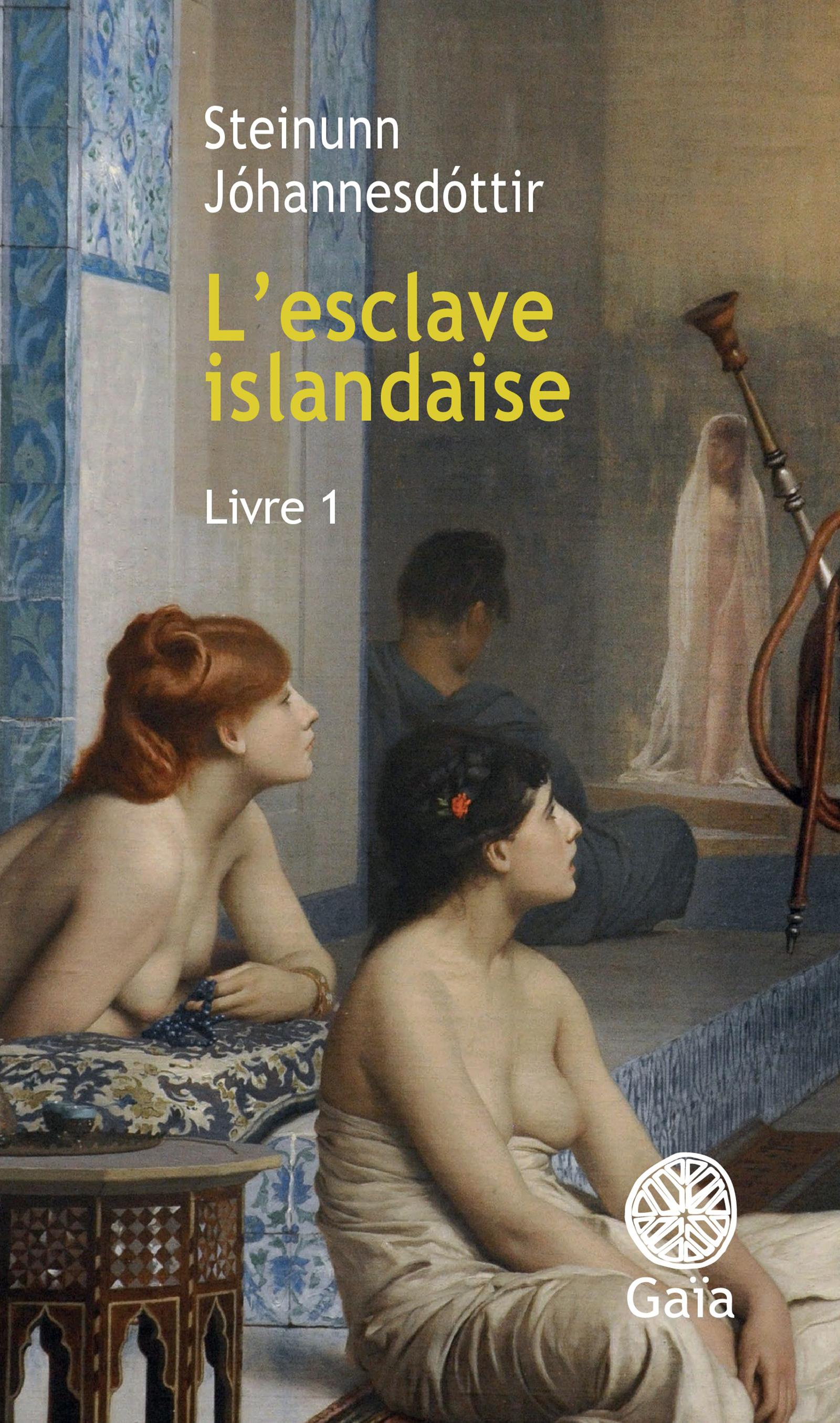 L'esclave islandaise Livre 1