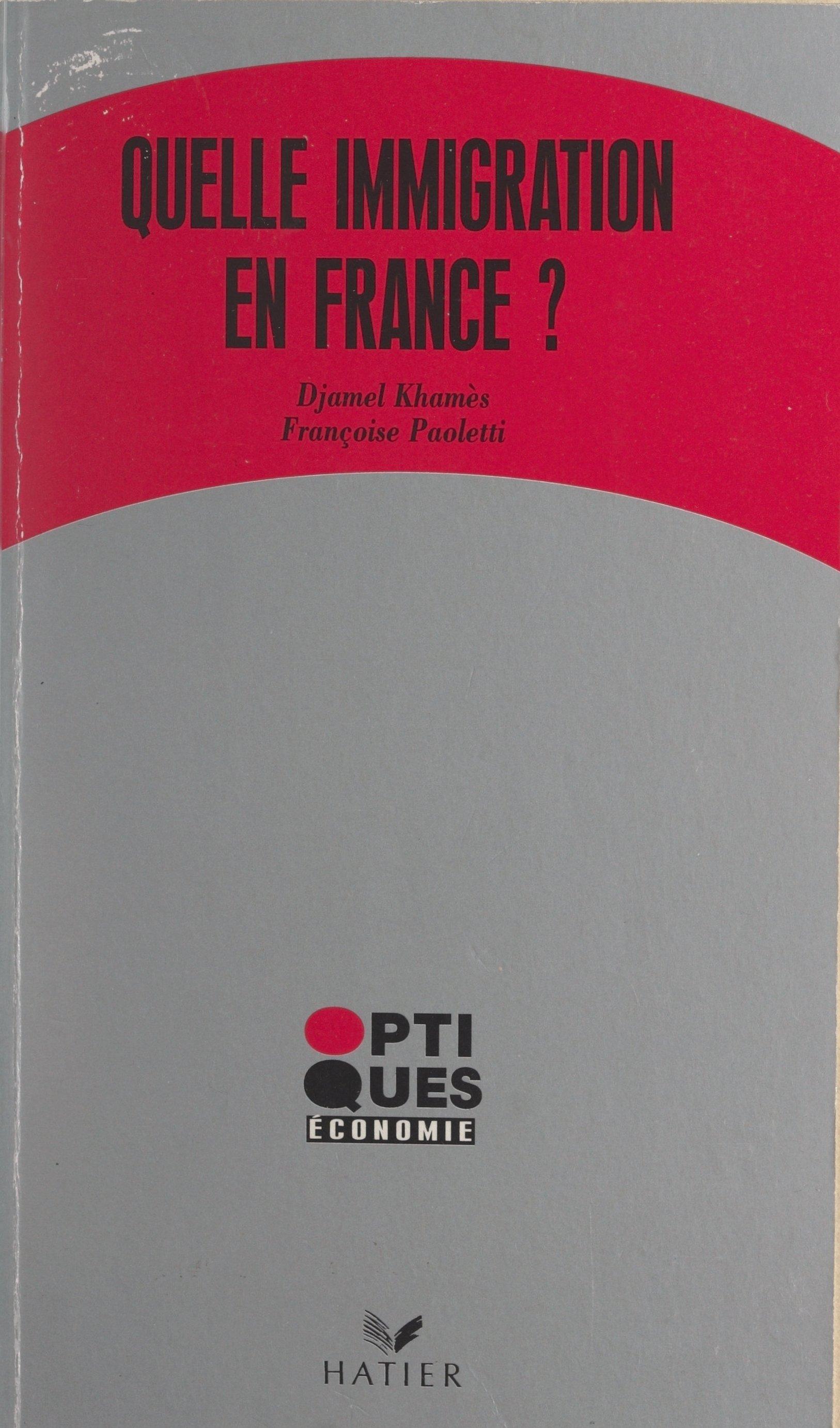En France, quelle immigrati...