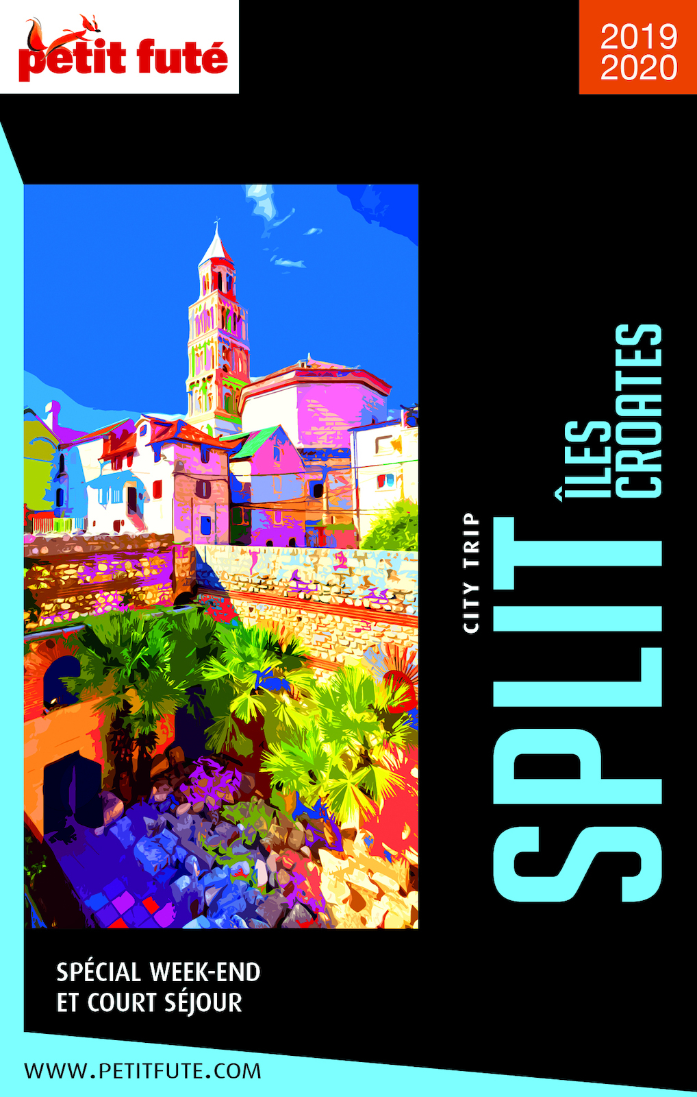 SPLIT / ILES CROATES CITY T...