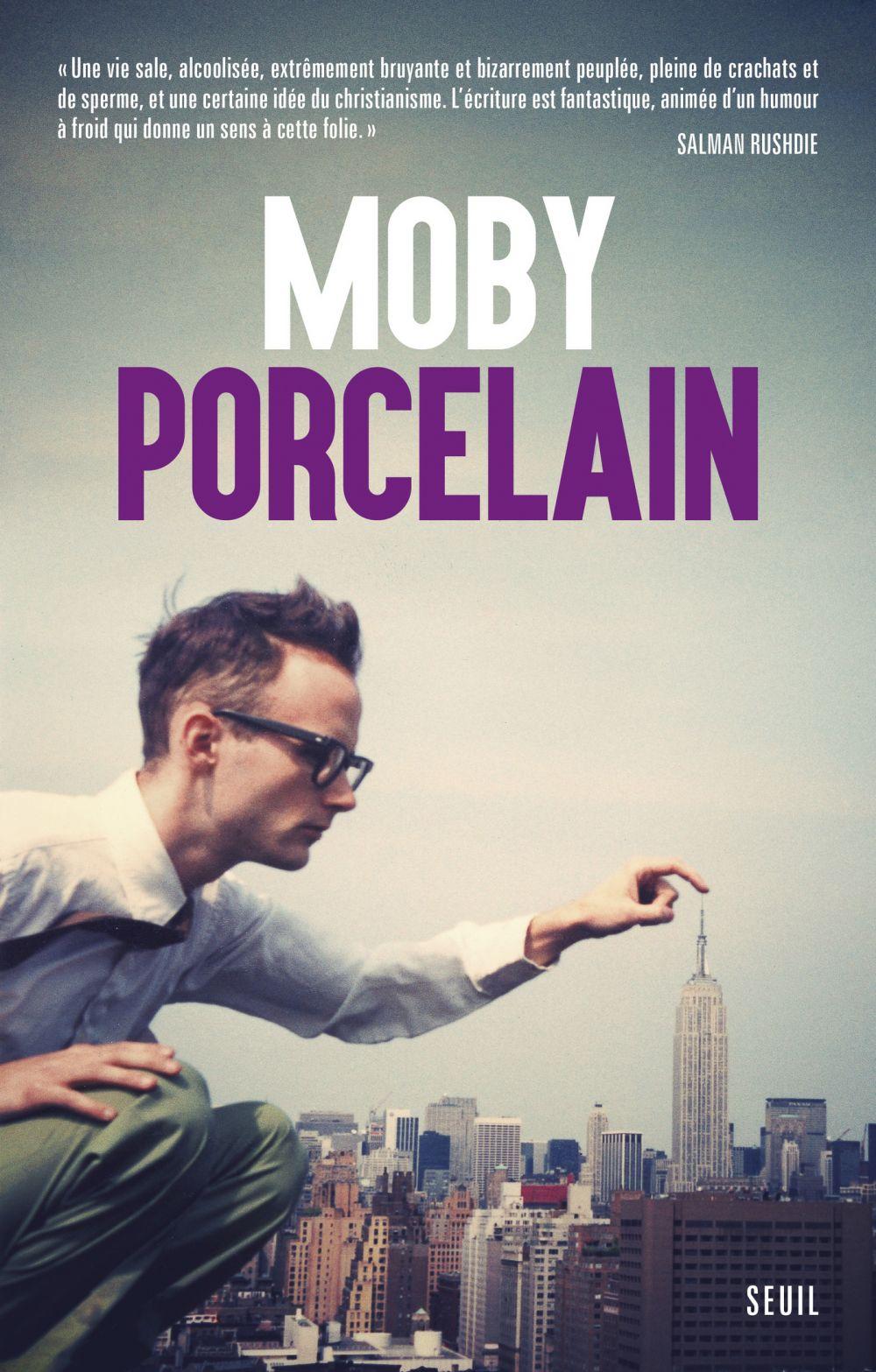 Porcelain | Moby (1965-....). Auteur