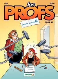Les Profs | Erroc, . Auteur
