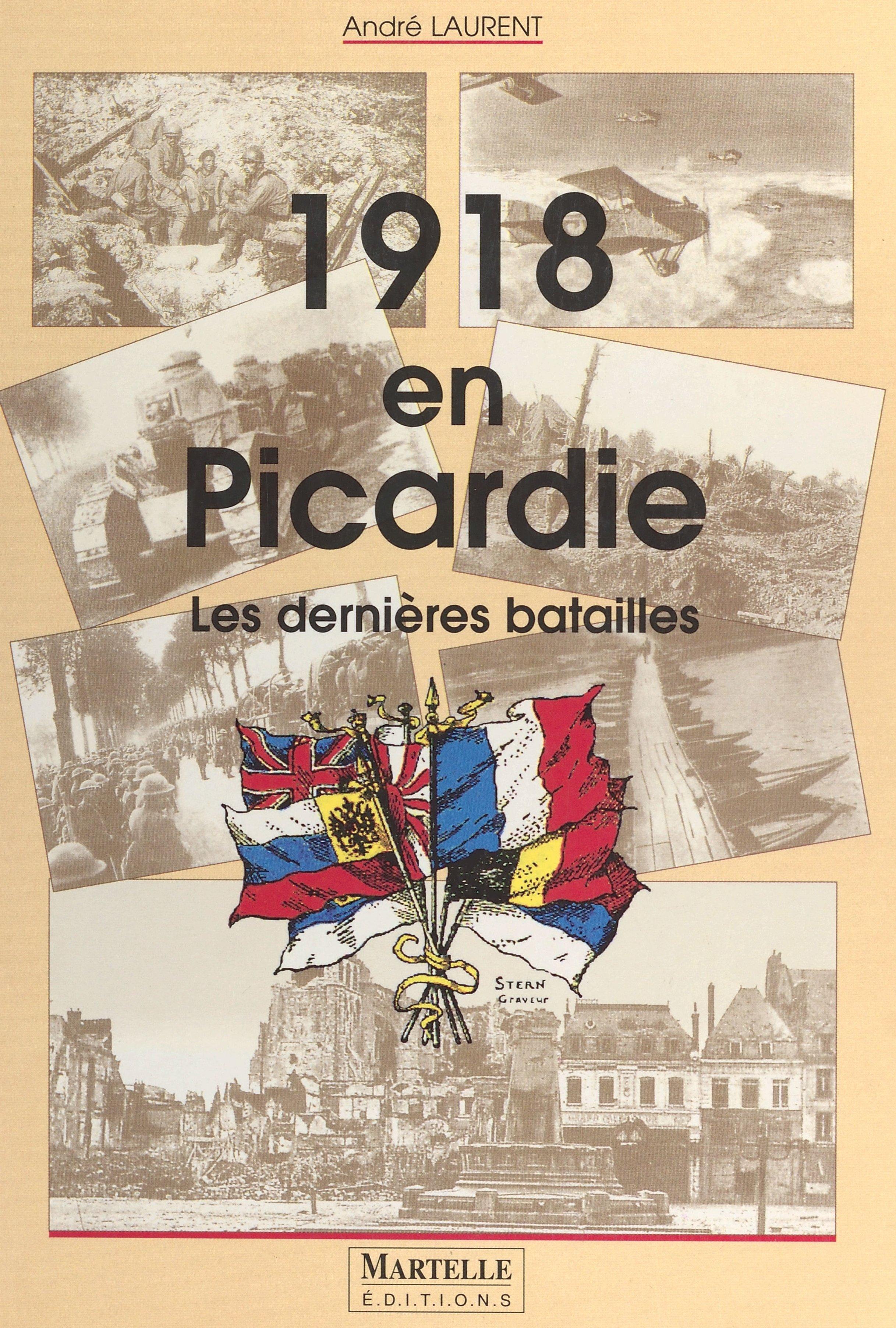1918 en Picardie