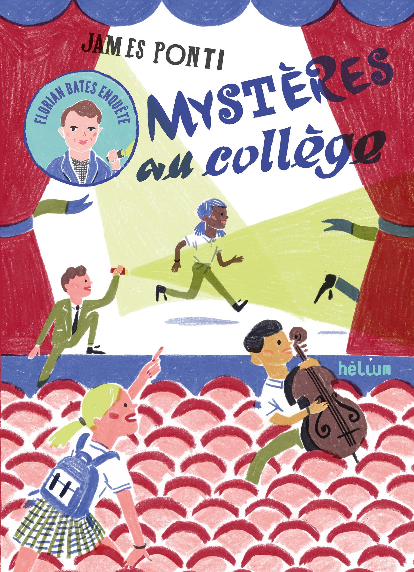 Florian Bates enquête, Mystères au collège