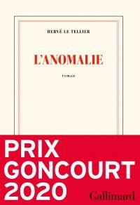 L'anomalie | Le Tellier, Hervé