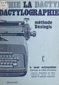 La dactylographie, méthode ...