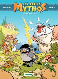 Les Petits Mythos - Tome 1 - Foudre à gratter (nouvelle édition) | Philippe Larbier, . Illustrateur
