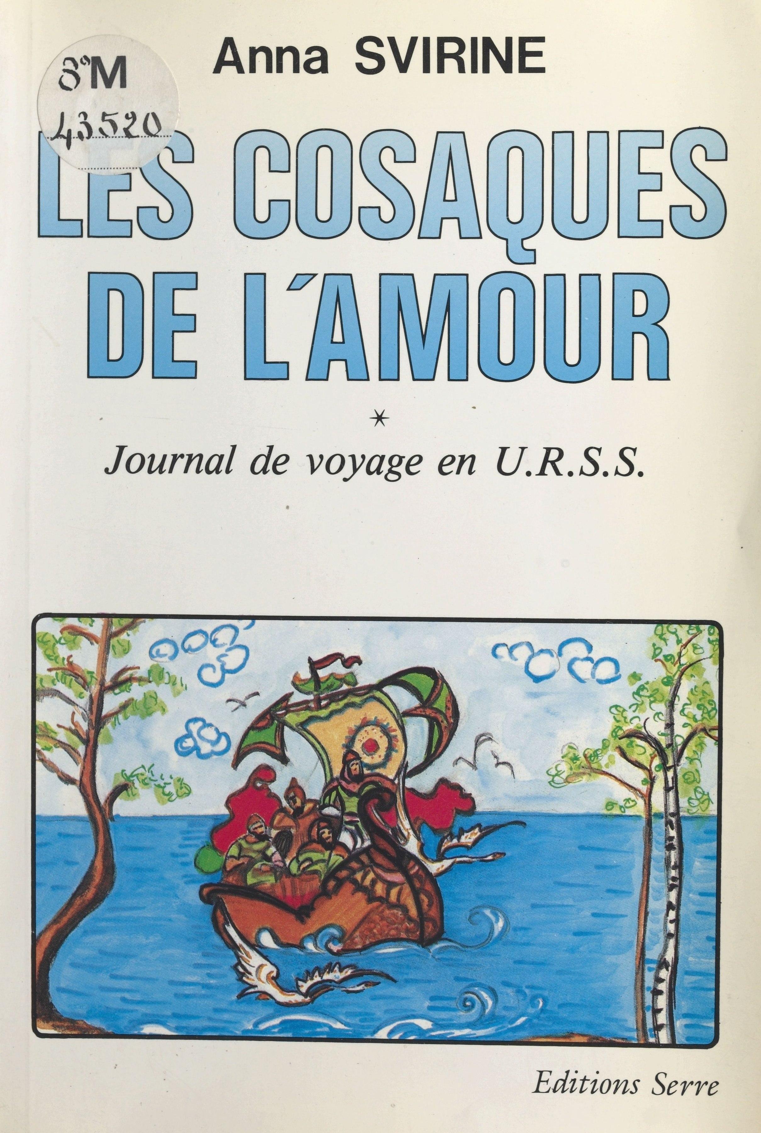 Les cosaques de l'amour : j...