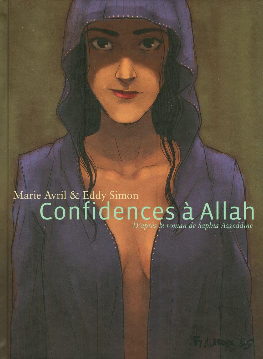 Confidences à Allah | Simon, Eddy (1968-....). Auteur
