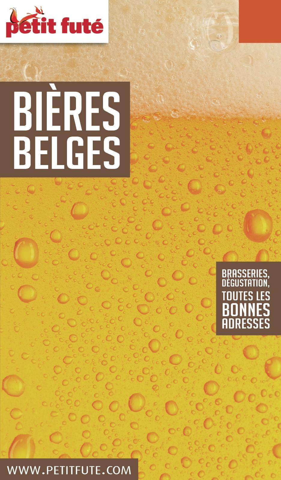 BIÈRES BELGES 2018 Petit Futé