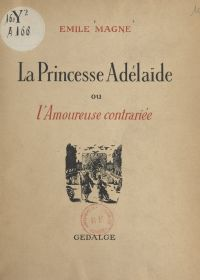 La princesse Adélaïde