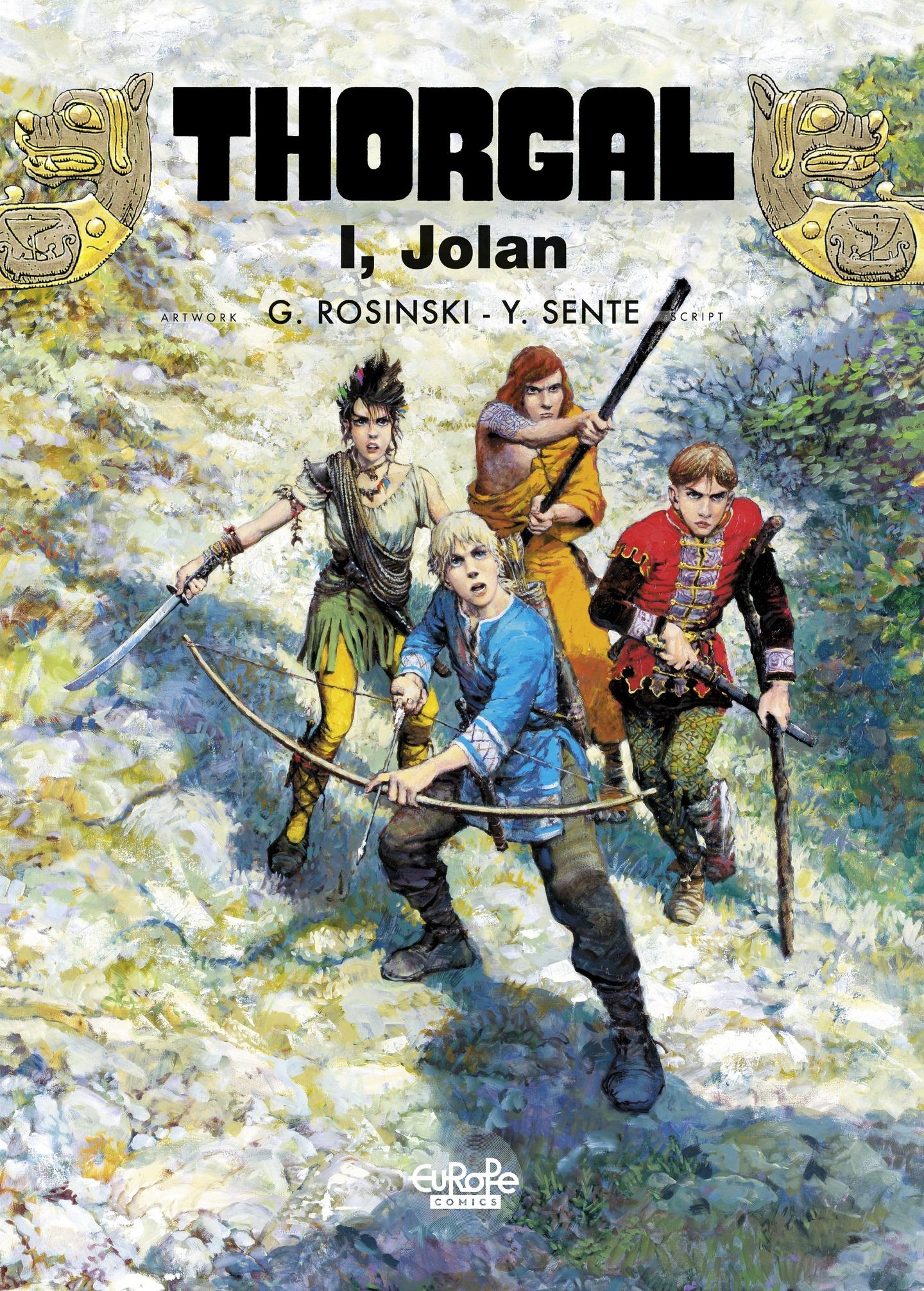 Thorgal - I, Jolan