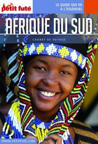 AFRIQUE DU SUD 2020 Carnet Petit Futé