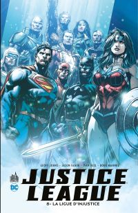 Justice League - Tome 8 - L...