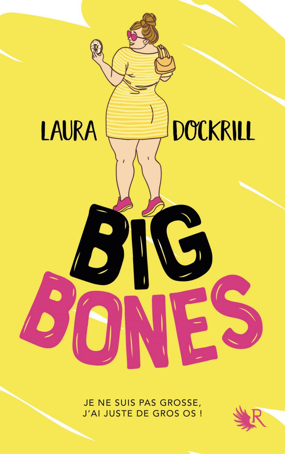 Big Bones - Édition française | DOCKRILL, Laura. Auteur