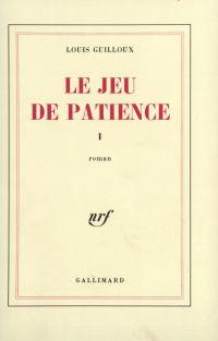 Le Jeu de patience (Tome 1)