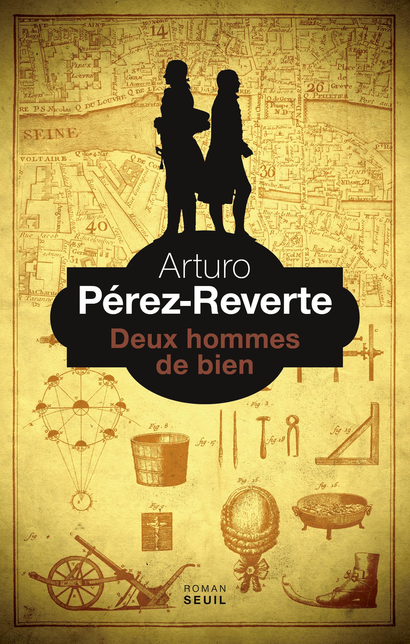 Deux hommes de bien | Pérez-Reverte, Arturo