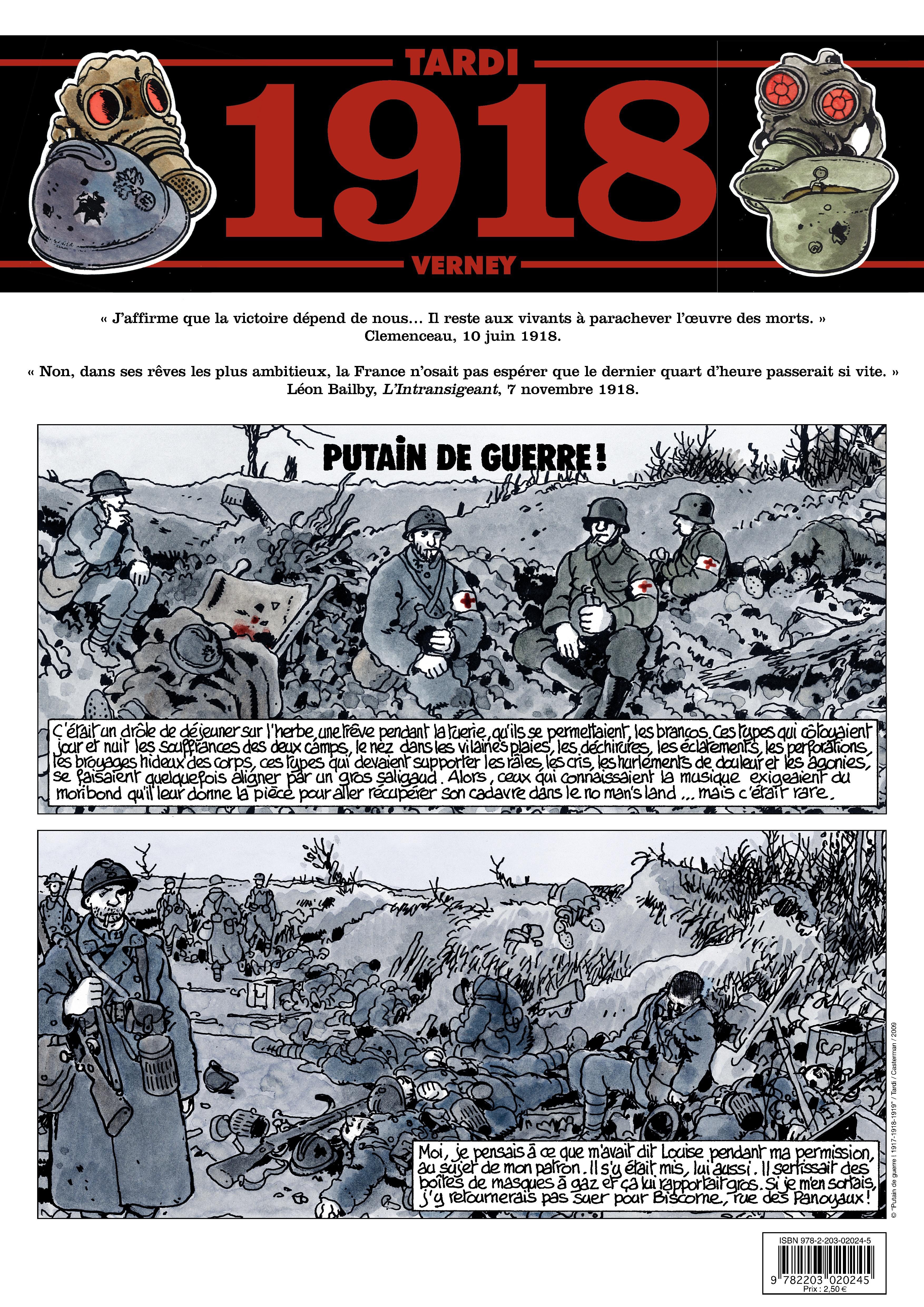 Journal de guerre - 1918