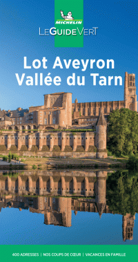 Guide Vert Lot Aveyron Vall...