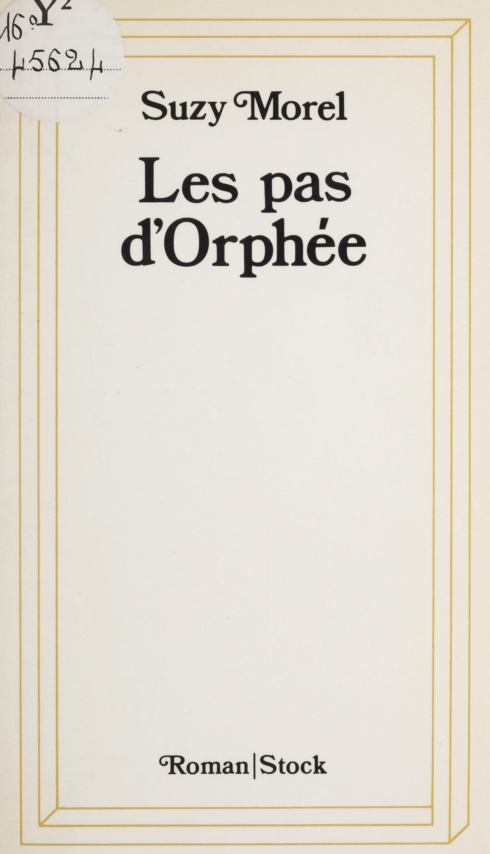 Les Pas d'Orphée