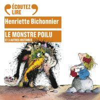 Le monstre poilu et 3 autres histoires | Pef, . Auteur