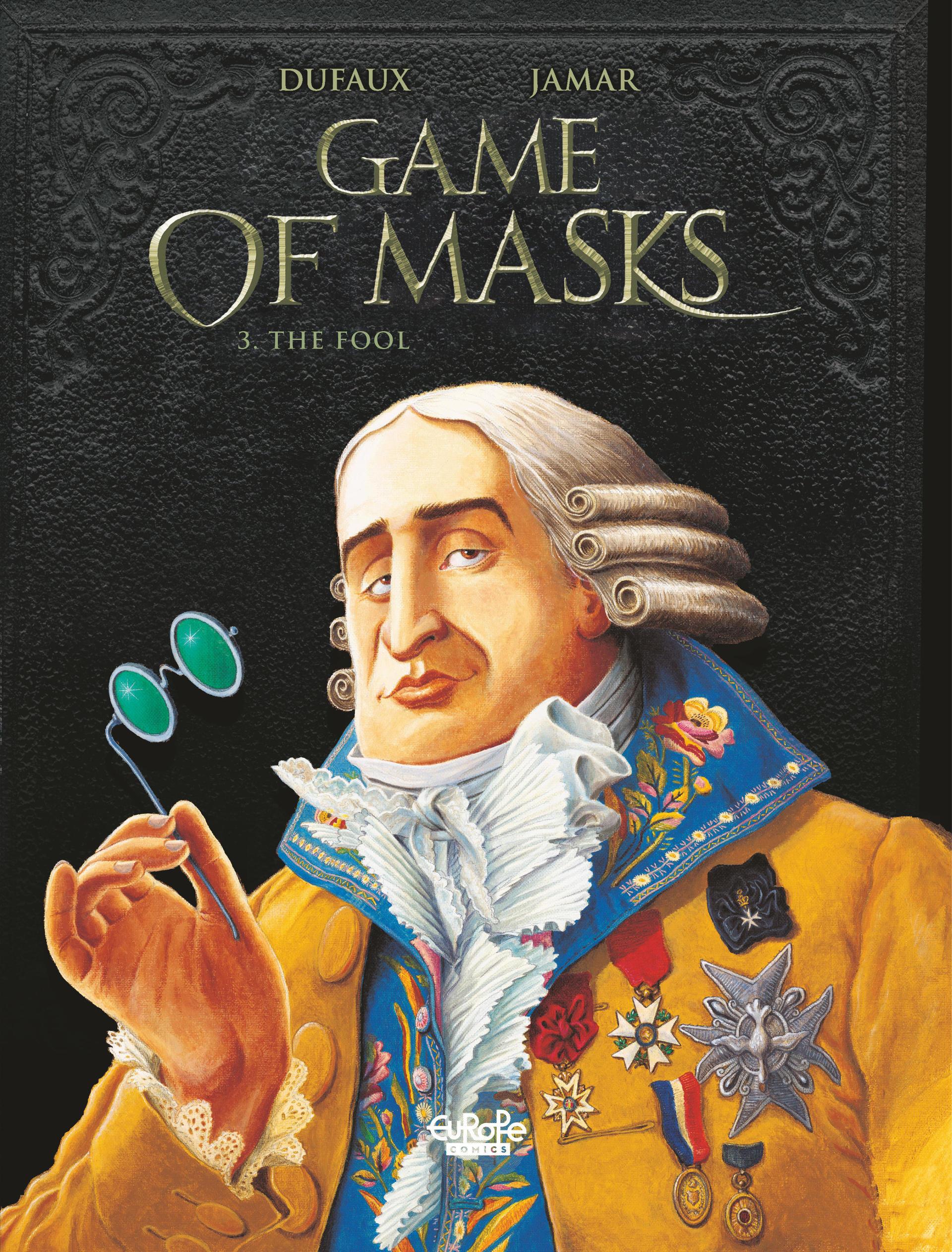 Game of Masks - Volume 3 - ...