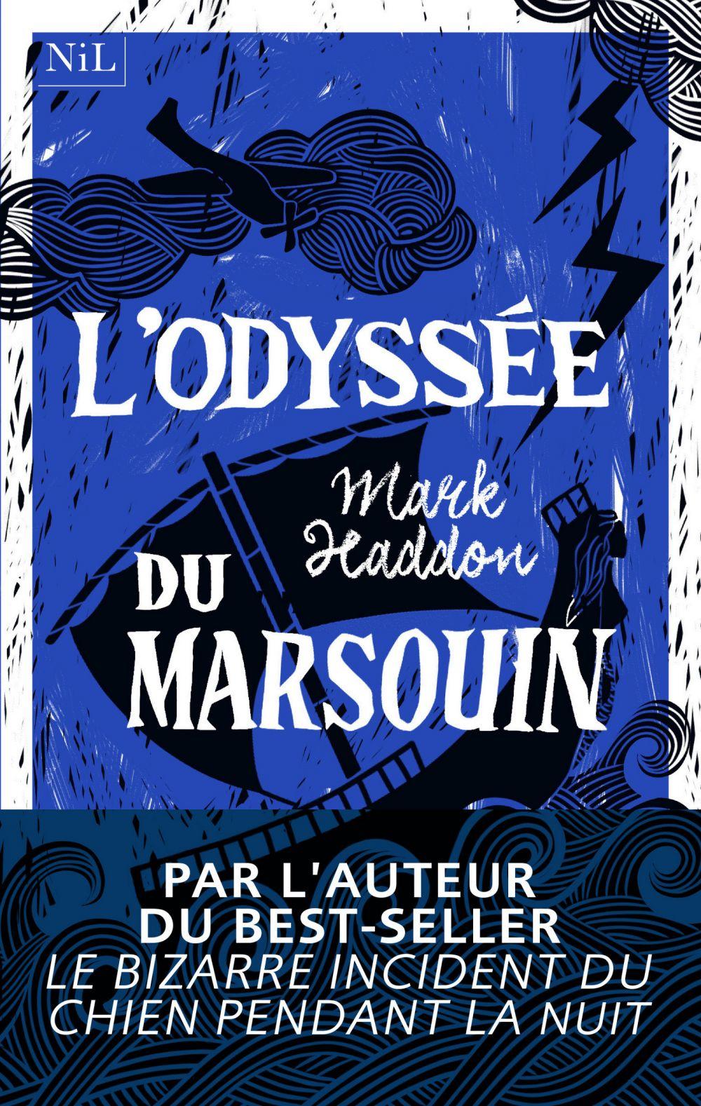 L'Odyssée du marsouin | HADDON, Mark. Auteur