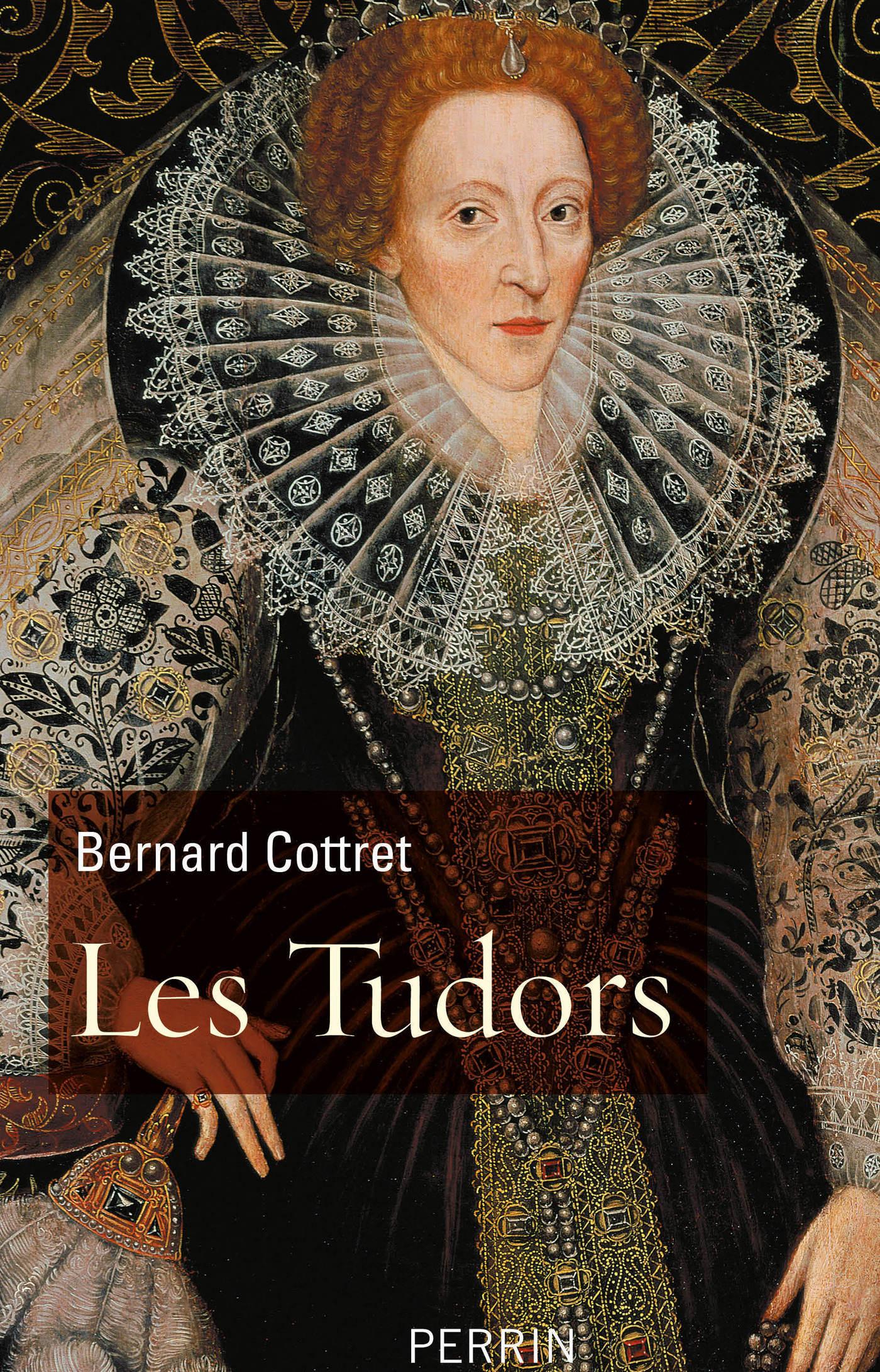 Les Tudors   COTTRET, Bernard