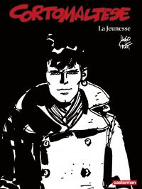 Corto Maltese (Tome 9) - La Jeunesse (édition enrichie noir et blanc)