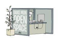 Dans mon Open space  - tome...