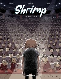 Shrimp - Tome 1 - Le grand Large