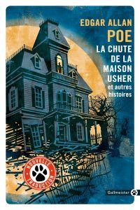 La Chute de la maison Usher | Poe, Edgar Allan. Auteur