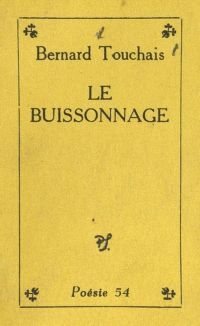 Le buissonnage