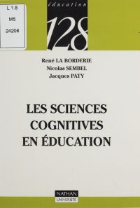 Les Sciences cognitives en ...
