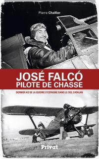 José Falco, pilote de chasse