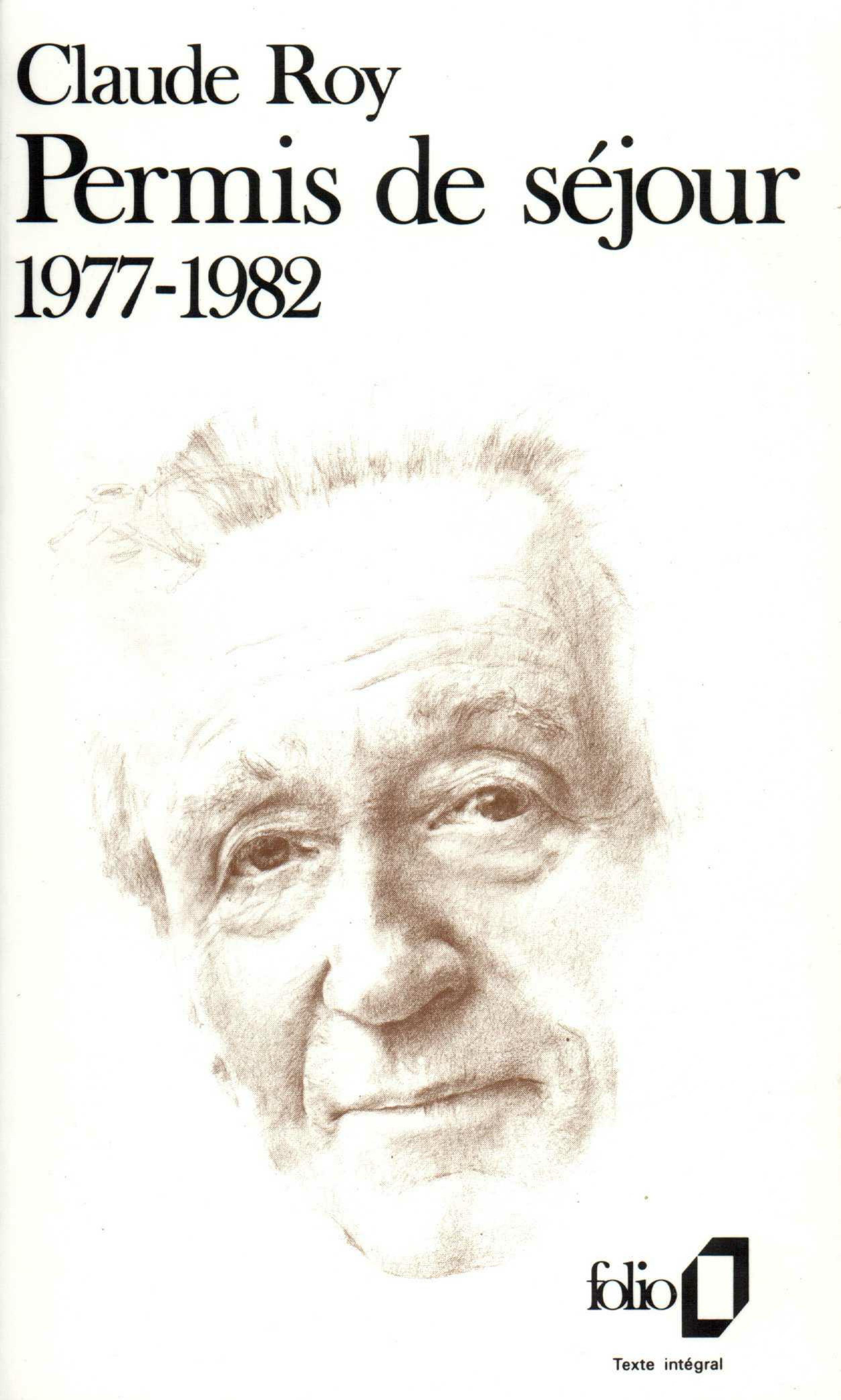 Permis de séjour (1977-1982)