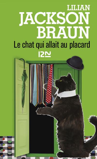 Le chat qui allait au placard | JACKSON BRAUN, Lilian