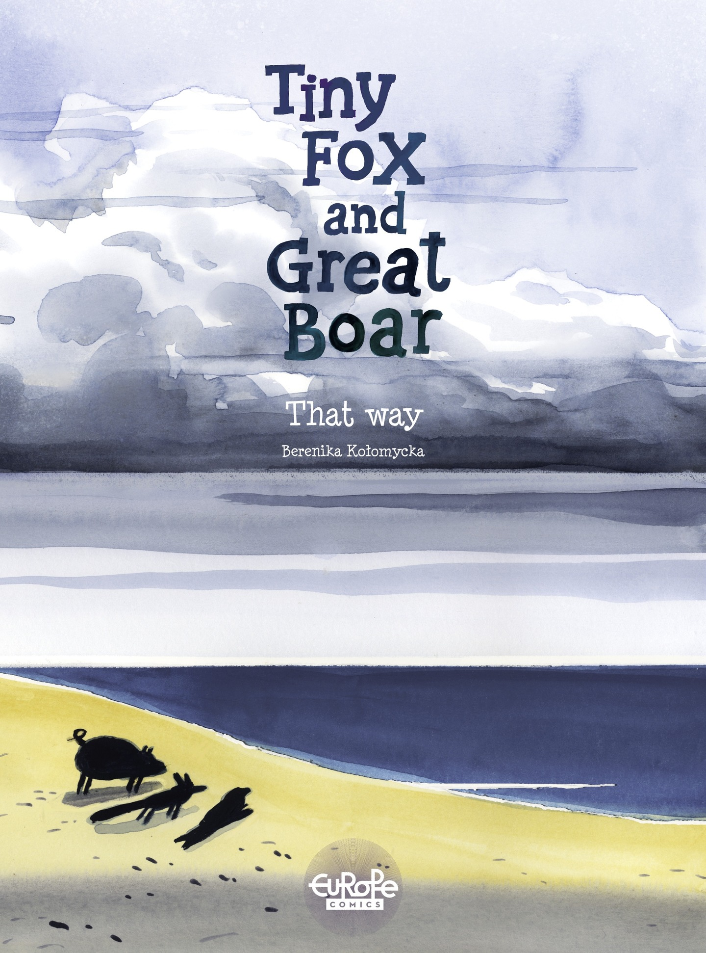 Tiny Fox and Great Boar  - ...