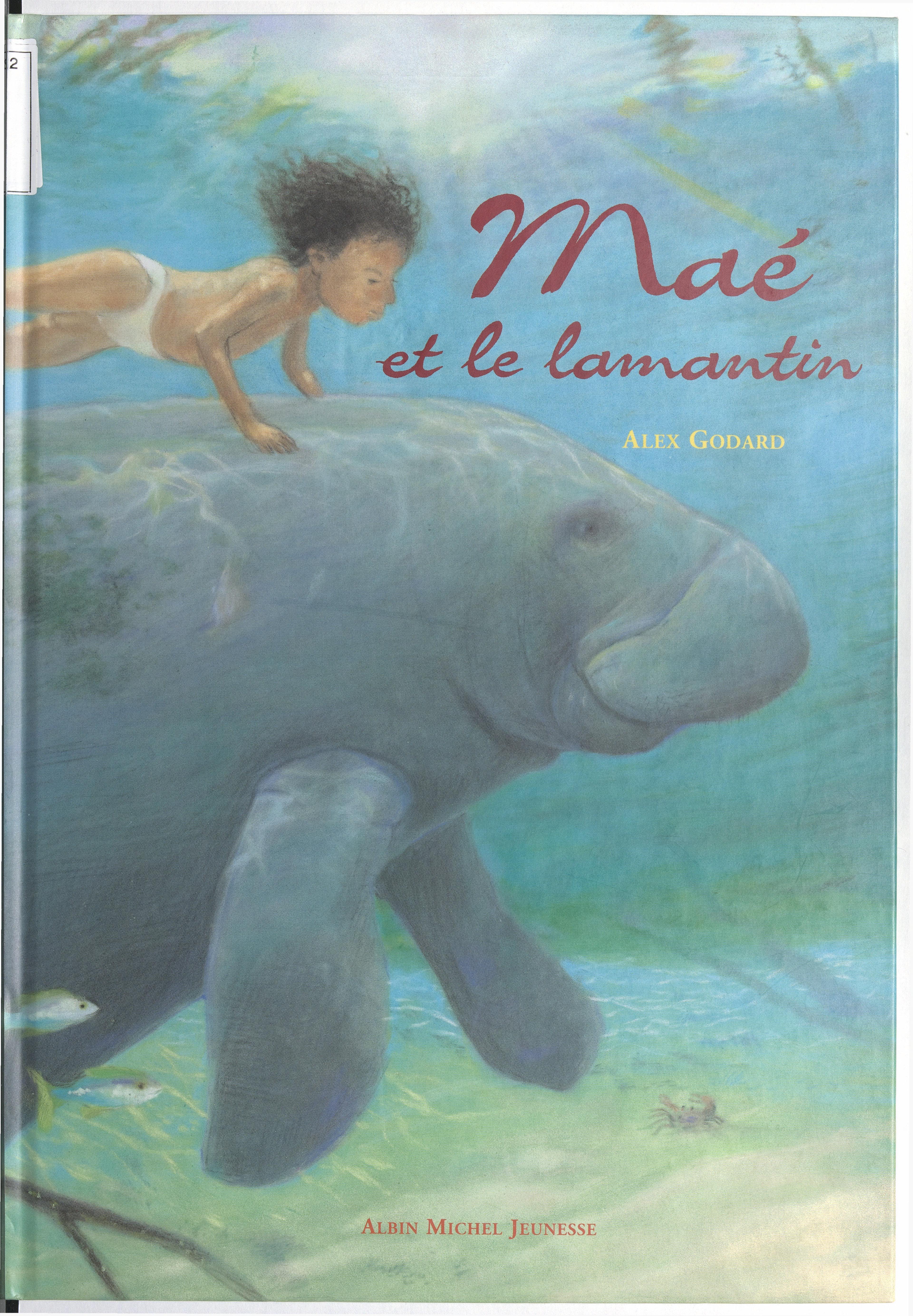 Maé et le lamantin